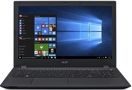 Acer Travelmate P258-M Series Notebook, Intel Core i5 SkyLake Dual Core Image